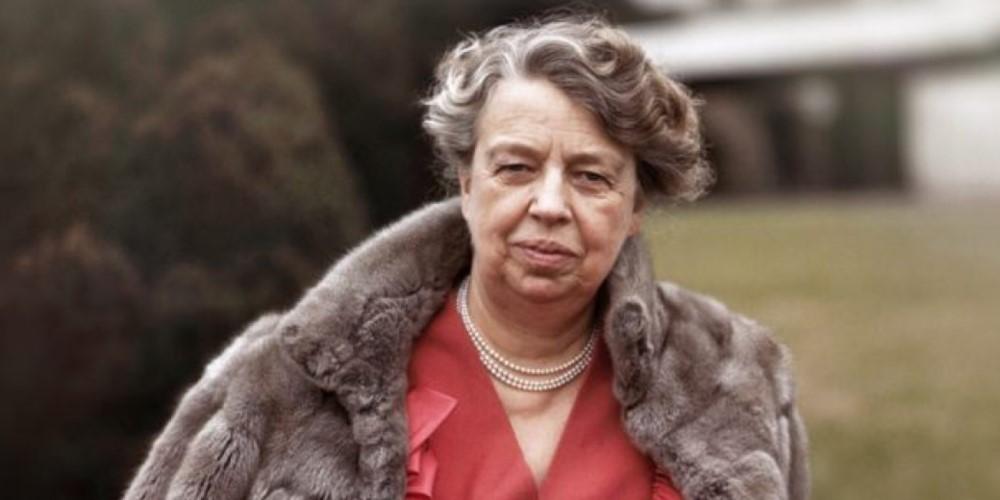 -Eleanor Roosevelt-